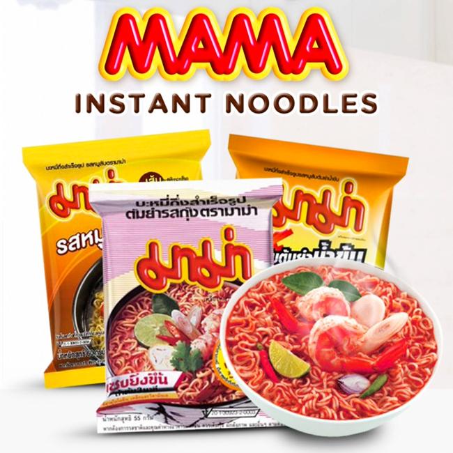 лапша мама Таиланд