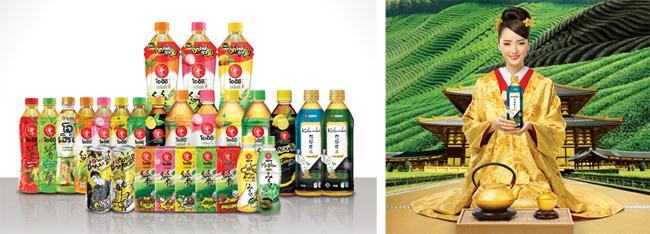 зеленый чай Ойши Таиланд