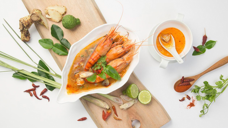 том ям кунг суп тайский