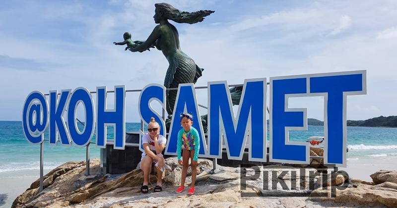 Отели на острове Самет отзывы цены карта
