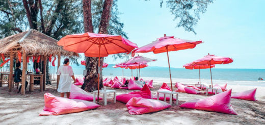 Пляж Туту в Паттайе