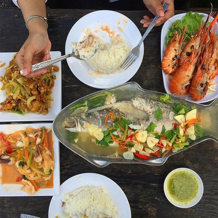 рестораны Ко Лан