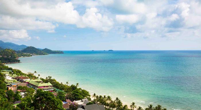 Остров Ко Чанг со смотровой