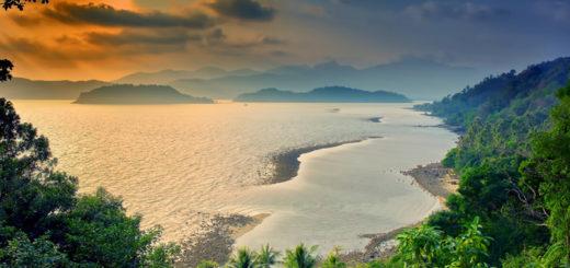 Остров Ко Чанг в Таиланде