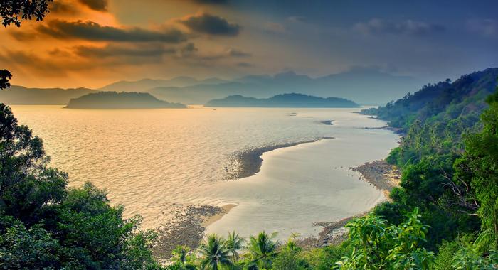 Остров Ко Чанг  пляжи отели как добраться и что посмотреть