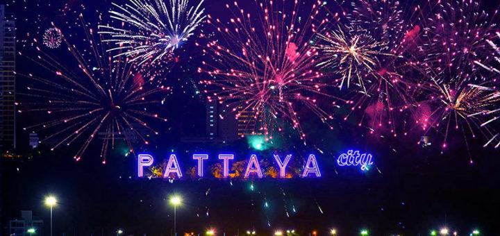 Новый год в Паттайе 2020
