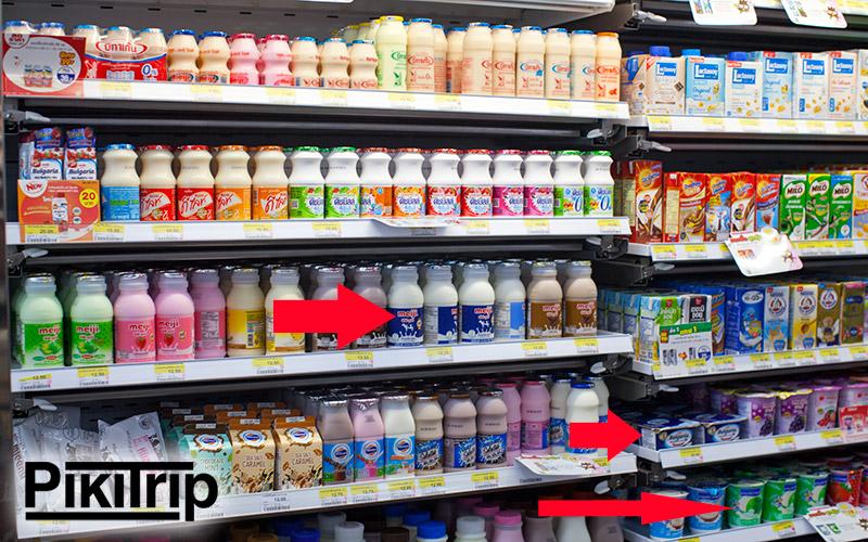 тайское молоко