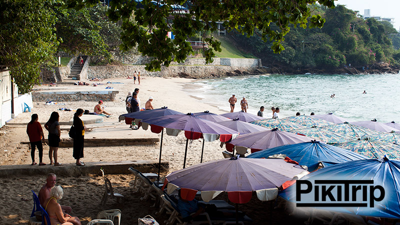 пляж Пратамнак фото
