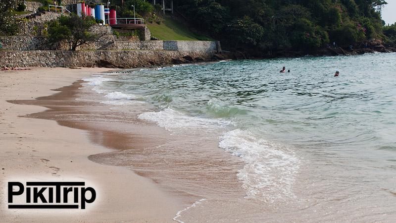 фото пляжа Пратамнак
