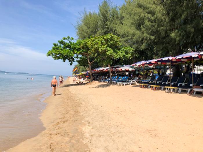 пляж донгтан паттайя декабрь
