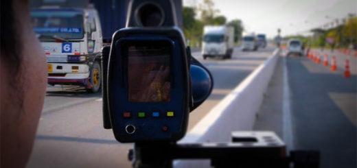 Увеличение скоростного ограничения в Тайланде