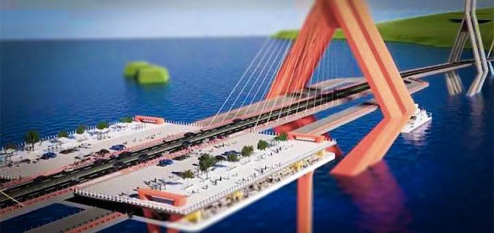 Планы по строительству моста до острова Самуи