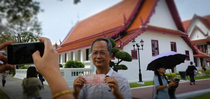 Дворец Тонбури в Бангкоке открывается для публики