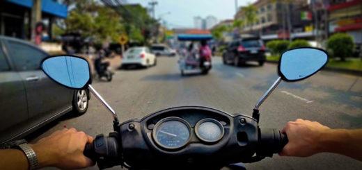 10 советов по вождению байка в Таиланде