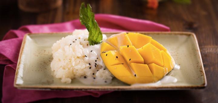 Пару слов о Тайском манго
