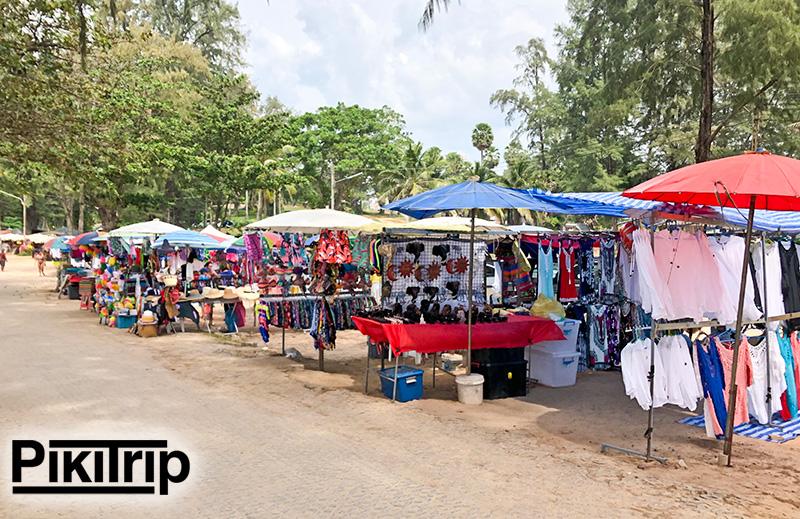цены пляж Сурин