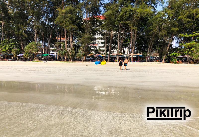 пляж Мае Пим Районг