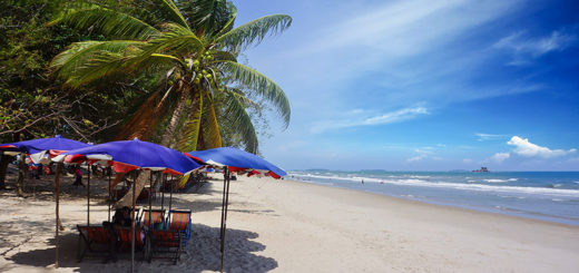 Районг Таиланд пляжи и отели