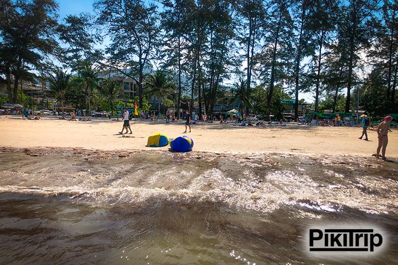 море на Патонге