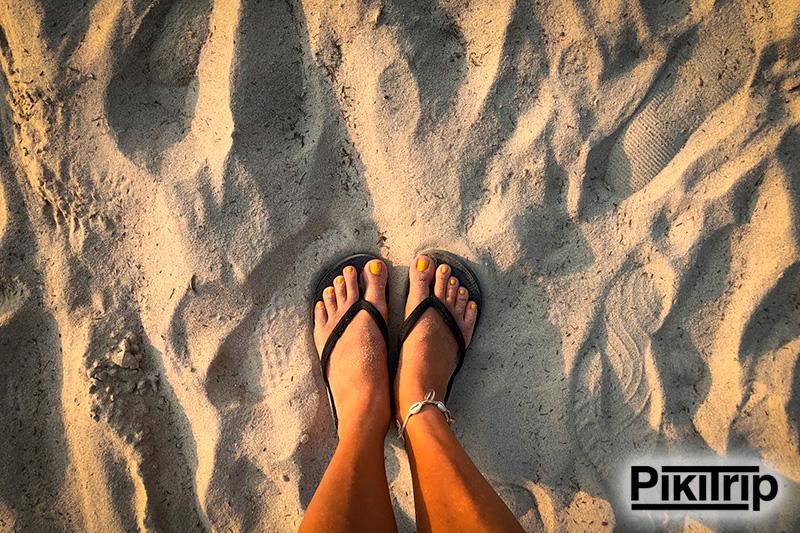 пляж Патонг и море