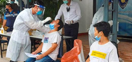 Больницы Бангкока отказывают людям, ищущим тесты на Covid 19